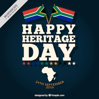 Beautiful background for heritage day