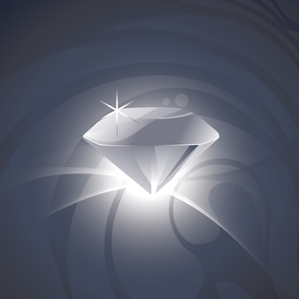 Beautiful diamond design