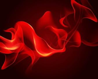 Beautiful energy flame