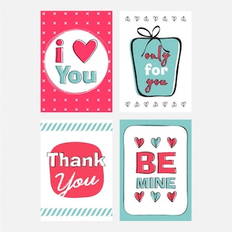 Beautiful greeting cards for valentine's day