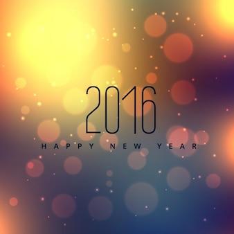 beautiful happy new year design