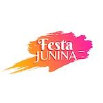 Beautiful modern festa junina design