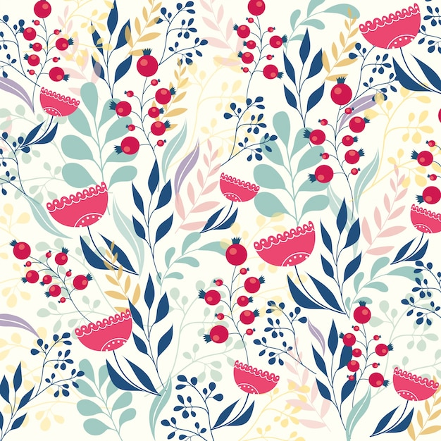 Floral Background Vectors, Photos and PSD files | Free Download