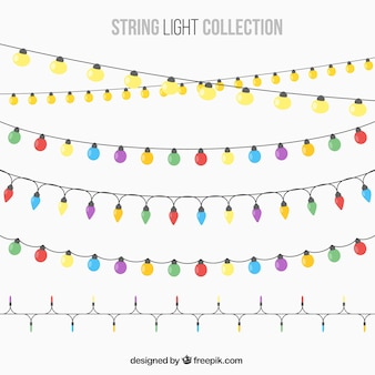 Beautiful string lights for party