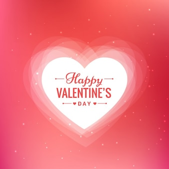 Beautiful valentines day background