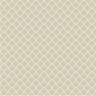 Beige geometric pattern