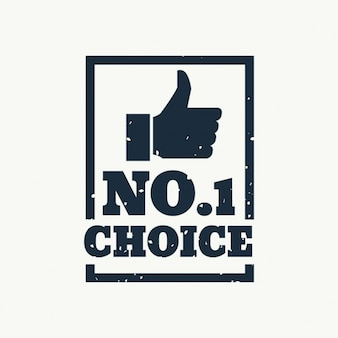 Best choice, seal