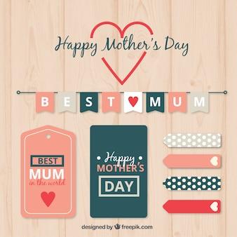 Best Mum flat banners in beautiful colors