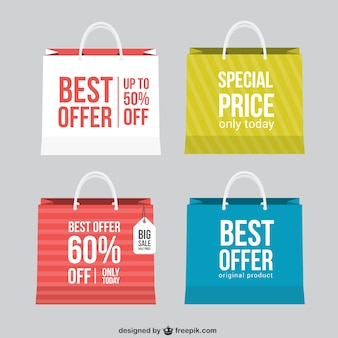 Best offer shopping bags