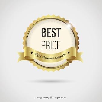 Best price badge