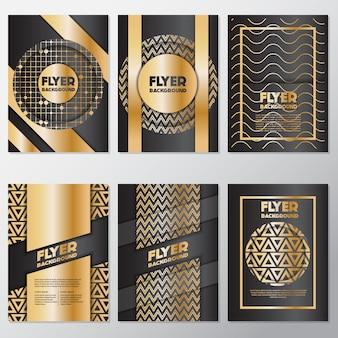Best quality golden flyers