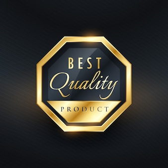 Best quality luxury label