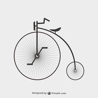 Bicycle template graphics design