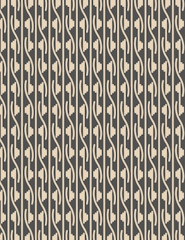Black and beige pattern background
