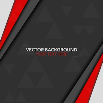 Black and red background design