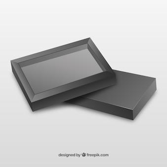 Black box template