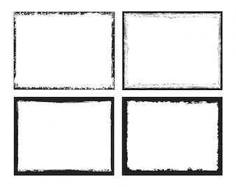 Black frames collection