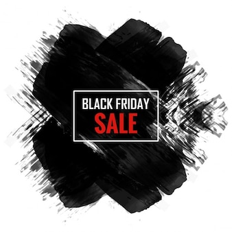 Black Friday Sale promotional background
