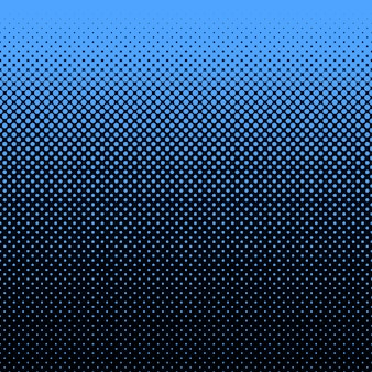 Blue and black dots background