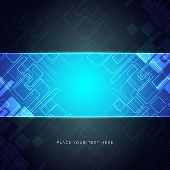 Синий фон цепь
