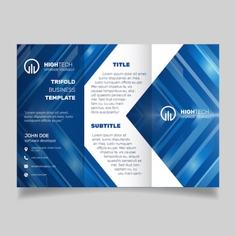 technology brochure template - trifold brochure vectors photos and psd files free download