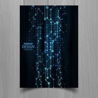 Blue technology brochure