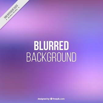 Blurred background in purple tones