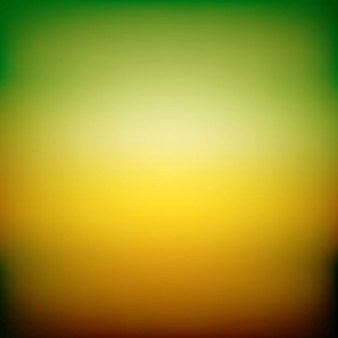 Blurred green modern background