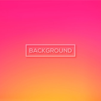 Blurred pink and orange background