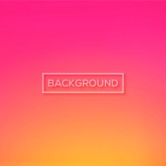 Blurred pink and orange background