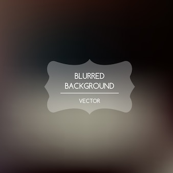 Blurry background, dark soft tones