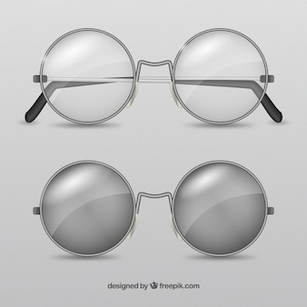 Boho glasses