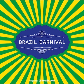Brazil carnival background