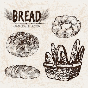Bread designs collection