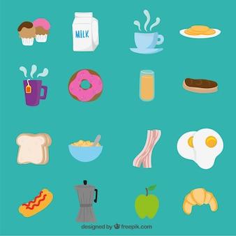 朝食のアイコン