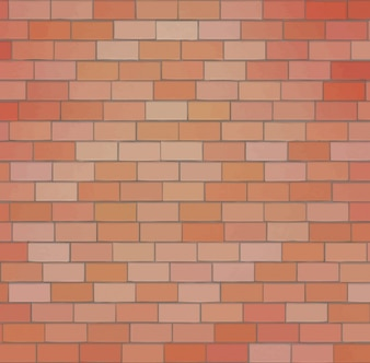 Brick wall abstract background