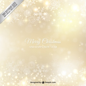 Bright christmas background in abstract style