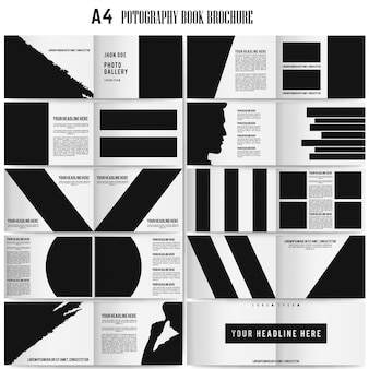 Brochure pages