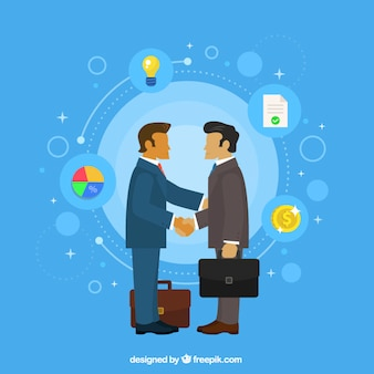 agreement vectors photos and psd files free download