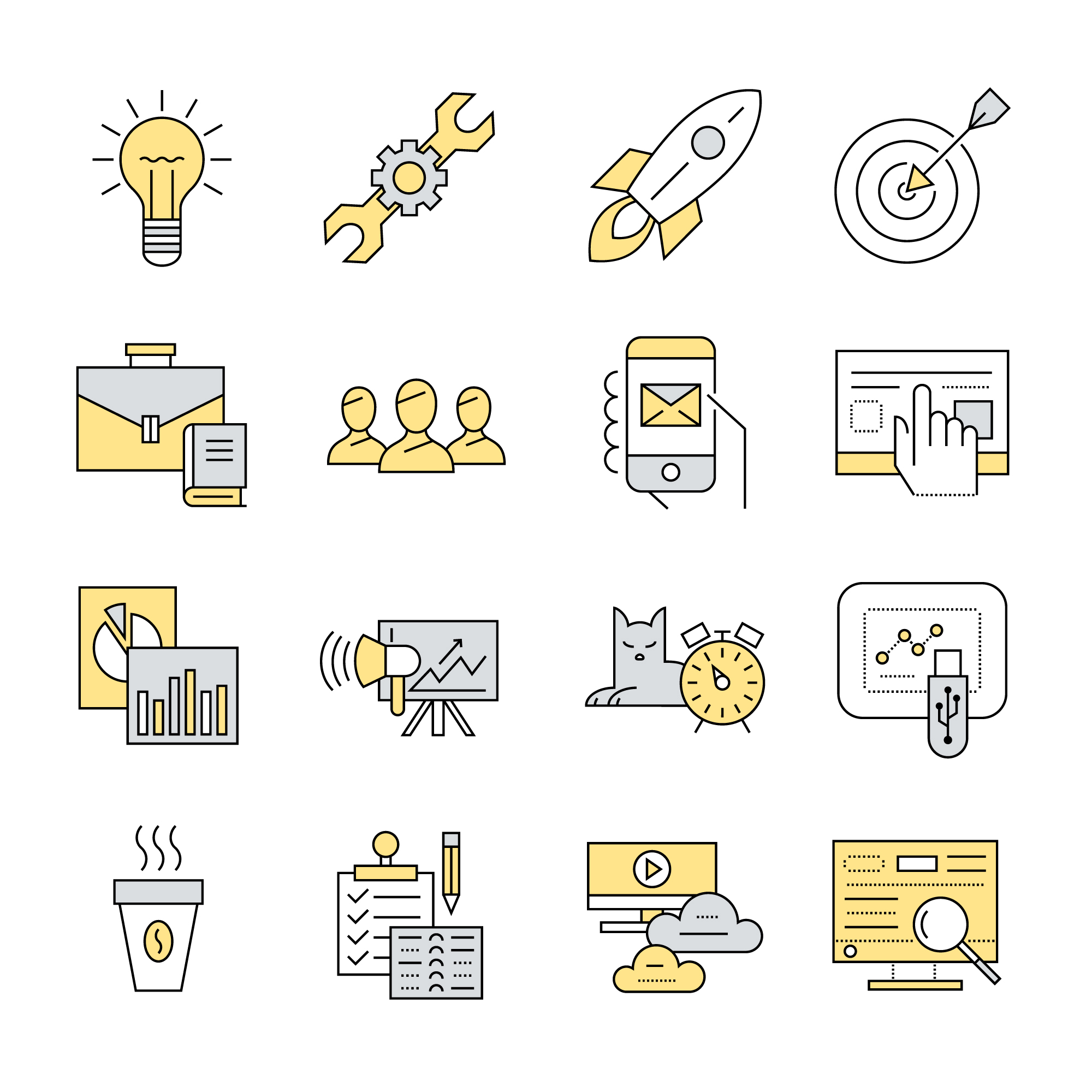 Business elements collection