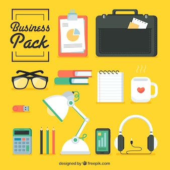 Business elements pack