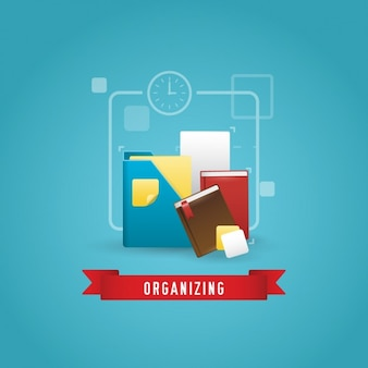 Business organization background