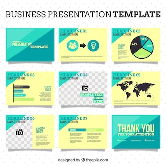 Turquoise Ribbon Banner Powerpoint Template Size Of
