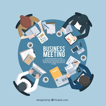 Meeting Vectors Photos And Psd Files Free Download
