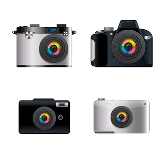 Camera collection design