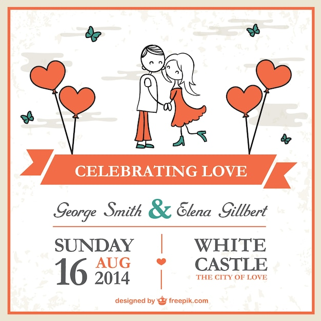 Save The Date Vectors, Photos and PSD files | Free Download