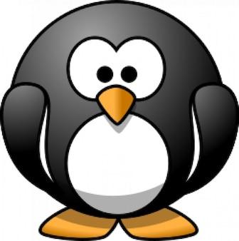 мультфильм пингвин