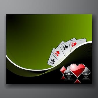 Casino background design
