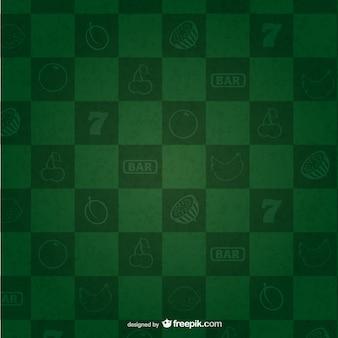 Casino background pattern