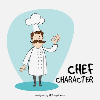 Chef character background